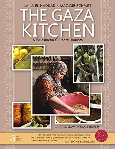 The Gaza Kitchen: A Palestinian Culinary Journey by Laila El-Haddad