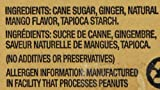Chimes Mango Ginger Chews, 80 Ounce