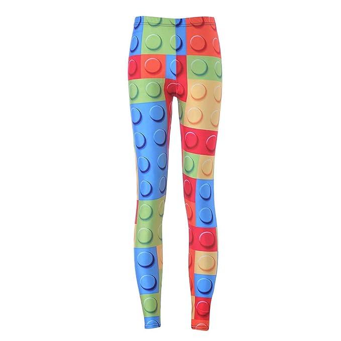SXZG Nuevos Pantalones De Yoga Estampados para Mujer, Mickey Mouse ...