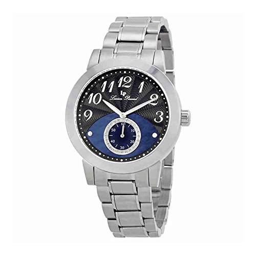 Lucien Piccard Womens Crystal - Lucien Piccard Women's LP-40002-33 Garda Analog Display Quartz Silver Watch