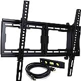 VideoSecu Tilt TV Wall Mount for Vizio 32 to 70'' HD LED TV D55-D2 M55-C2 D55u-D1 E55-C1 E55-C2 D58u-D3 M60-C3 E60-C3 D60-D3 D65u-D2 D65-D2 E65-C3 E65x-C2 M65-C1 D70-D3 E70-C3 M70-C3 M75-C1 M80-C3 BG0