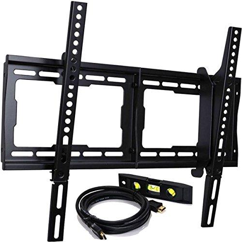 VideoSecu Tilt TV Wall Mount for LG 55LF6300 55UF6450 55UF6800 55UF7600 55UF8500 55UH8500 60LF6300 60UF7700 60UF8500 60UH8500 65LF6300 65UF8500 65UH8500 75UH8500 65UX340C 70UF7700 79UF7700 MF608B CSX by VideoSecu