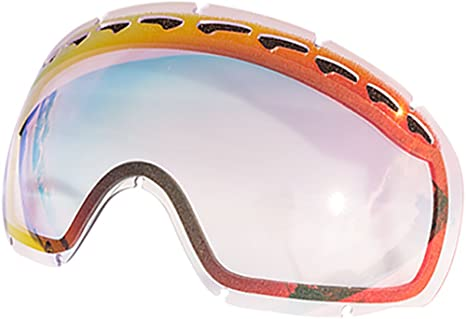 b0520cd80b Replacement Lenses For Oakley Crowbar Snow Goggle Blue Mirror   Amazon.co.uk  Sports   Outdoors
