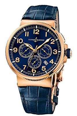New Mens Ulysse Nardin Chrono