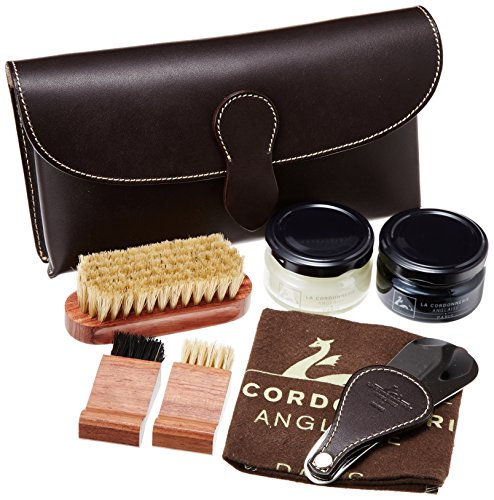 La Cordonnerie Anglaise Luxury Shoe Care Set - Shoe Colloection Addition - Cartridge Made In France by La Cordonnerie Anglaise