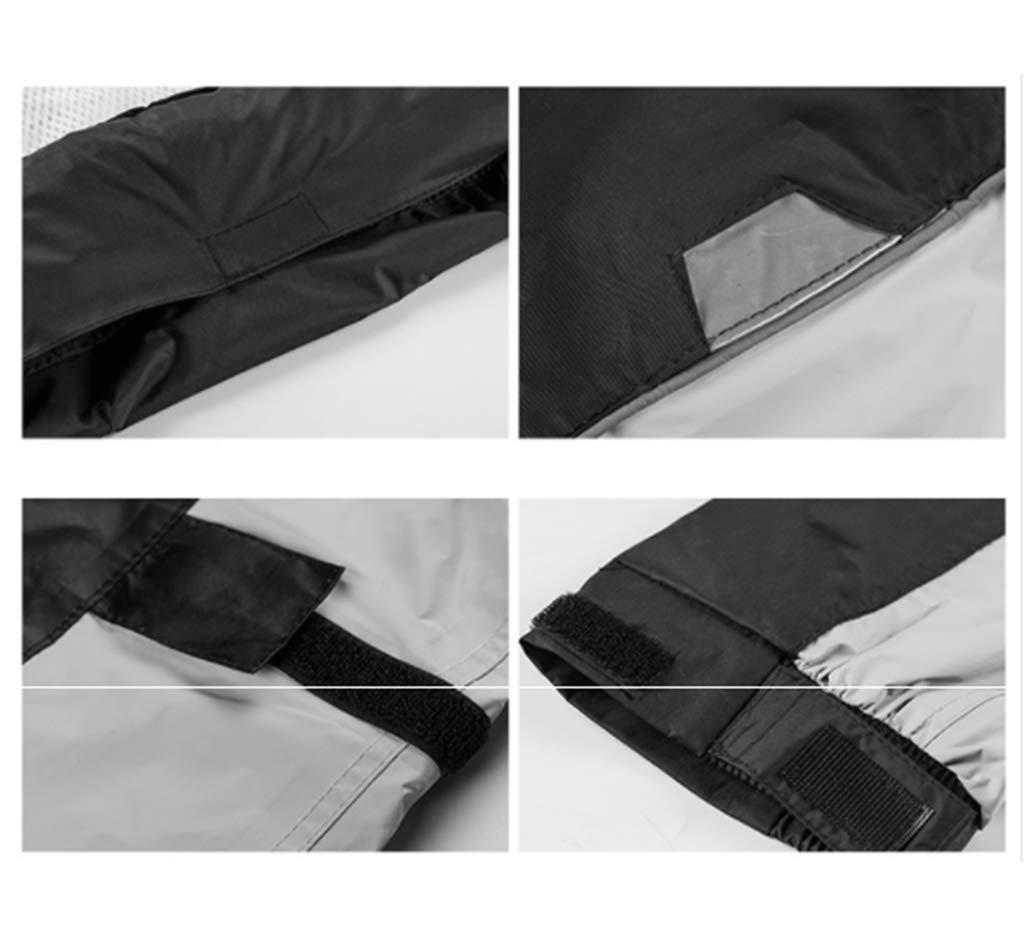 YXF-Regenjacken Motorrad-Regenbekleidung Wasserdichte Sportbekleidung f/ür Damen Split-Regenbekleidung f/ür Erwachsene Windbreaker-Hosenanzug f/ür Herren zum Im Freien Reisen Laufen