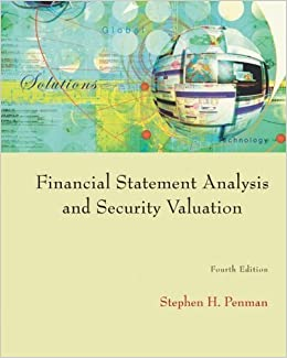 FINANCIAL STATEMENT ANALYSIS 4TH EBOOK DOWNLOAD