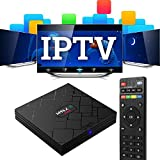 MeGoBox IPTV Box,1300+ HD Live Channels,No Monthly/Yearly Fee,No Buffering,Including Asian/USA/CA/Europe/JP/Arabic/Brazil