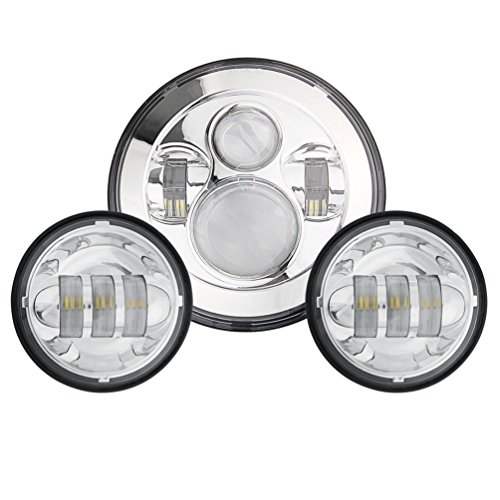 7 inch headlight bulb - 9