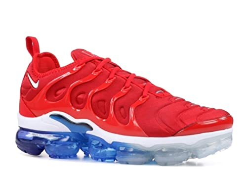 buy online aa96f e91bb NIKE Men Air Vapormax Plus 924453 601 Red: Amazon.it: Scarpe e borse