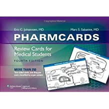 PharmCards: Review Cards for Medical Students by Eric C. Johannsen (2009-12-23)