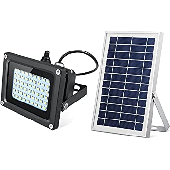 Amazon solar outdoor lights 54 led 500 lumens outdoor indoor solar outdoor lights 54 led 500 lumens outdoor indoor solar flood light solar security light for mozeypictures Image collections