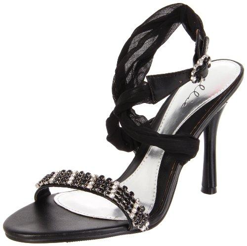 Ellie Chaussures Femme 457-paula Sandale Noir