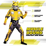 Disguise 67655K Bumblebee Classic Muscle Child