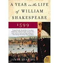 A year in the life of William Shakespeare par James Shapiro