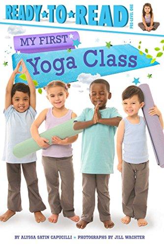 Amazon.com: My First Yoga Class eBook: Alyssa Satin ...