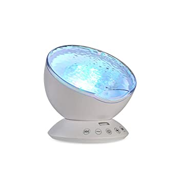 Des Modes Lampe 7 Yofo Océan Projecteur LedSimulation Vagues c3JulTFK15