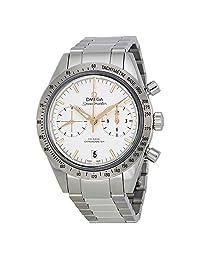 Omega Speedmaster Chronograph Steel Mens Watch 33110425102002