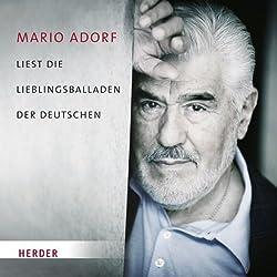 Mario Adorf liest die Lieblingsballaden der Deutschen