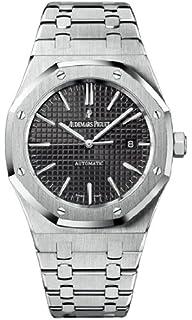 2940ad744 Audemars Piguet Royal Oak Black Dial Stainless Steel Mens Watch  15400STOO1220ST01