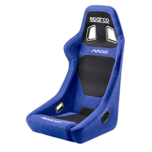 Sparco 00917AZ Seat F200 Blue