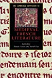 The Cambridge Companion to Medieval French Literature (Cambridge Companions to Literature)