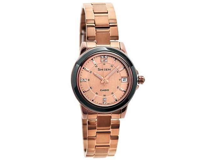 Reloj CASIO - Mujer SHE-4512BR-9AUER