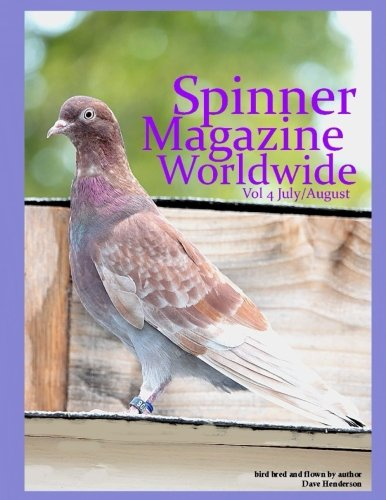Spinner Magazine Worldwide Vol 4 PDF
