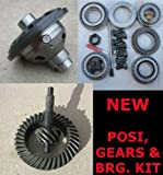 """8"""" Ford Trac-Lock Posi - Gear - Bearing Kit Package - 3.80 Ratio - 8 Inch NEW"""