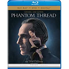 Phantom Thread arrives on Digital March 27 and on Blu-ray, DVD and On Demand on April 10 from Universal
