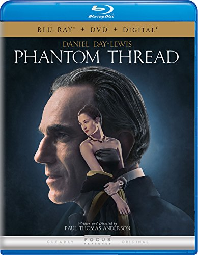 Phantom Thread [Blu-ray] ()