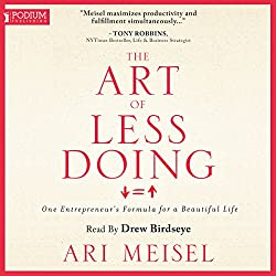 The Art of Less Doing