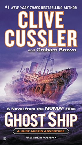 Ghost Ship (NUMA Files series Book 12)