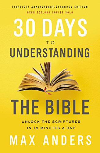 30 Days to Understanding the Bible, 30th Anniversary eBook