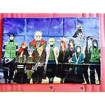 EBTY-Dreams Inc. - Naruto Anime Jiraiya Itachi Minato Asuma Sasori Kushini Pain Orochimaru Deidara Haku Zabuza Yahiko Konan 20''x30'' Queen Sized Dakimakura Pillow Case