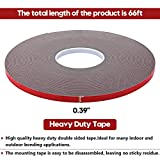 Double Sided Tape,Mounting Adhesive Tape Heavy