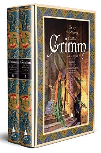 Os 77 Melhores Contos De Grimm - Caixa Exclusiva
