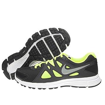 Chaussures Nike Revolution Noir Garçon Gs 2 black De Running wrtrZqR