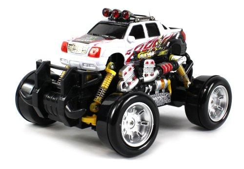 Graffiti Cadillac Escalade EXT Electric RC Drift Truck 1:18 Scale 4 Wheel (Cadillac Escalade Ext Pickup)