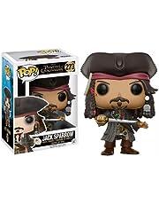 Funko pop 12803 DISNEY Pirates Of The Caribbean - Jack Sparrow