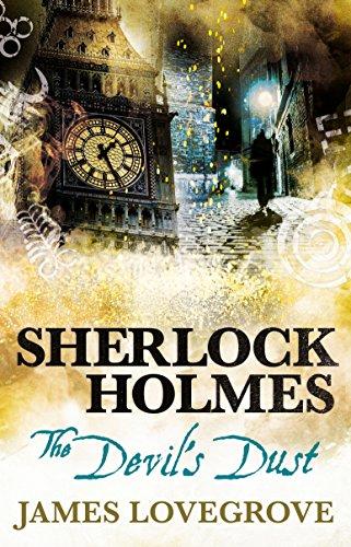 Sherlock Holmes - The Devil's Dust (New York Best Gentlemen Club)