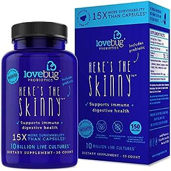 Amazon.com: Force Factor ProbioSlim Probiotics + Weight