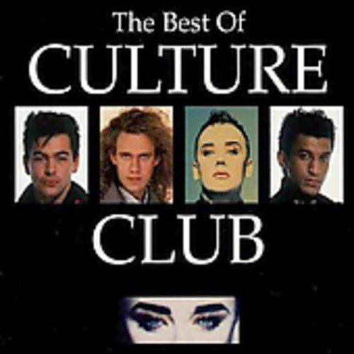 Culture Club - The Best Of - Virgin - CDVIP234, Virgin - 7243 8 48088 2 2