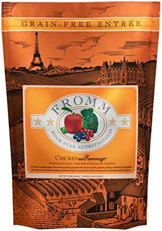 Fromm Four-Star Grain Free