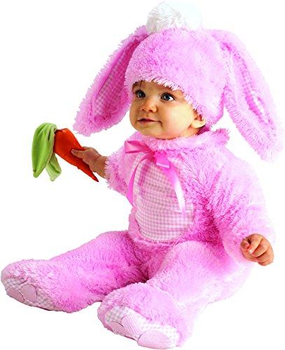 0-3 Baby Halloween Costumes (Rubies Precious Pink Wabbit - 0-6 months)