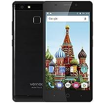 Vernee Thor E Smartphone Android 7.04G LTE, 5020mAh, 3GB RAM, 16GB ROM, schermo 5pollici HD, processore MTK6753Octa Core, fotocamera 13MP + 5MP fotocamera, scocca in metallo, riconoscimento impronte digitali, USB Tipo-C, carica rapida 9V2A, Dual SIM, senza contratto