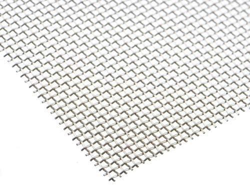 Maschendraht Filternetz Nagetier mit 1mm Masche ideal f/ür Luftziegel FOROREH 3er Edelstrahl Drahtgitter Fliegengitter 30x21cm A4 18 mesh 210 x 300mm