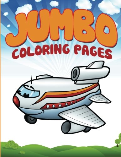 jumbo coloring pages pdf - Jumbo Coloring Pages