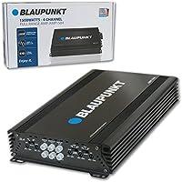 Blaupunkt 1500W 4-Channel, Full-Range Amplifier (AMP1504)