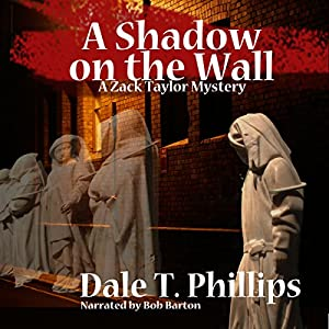 A Shadow on the Wall Audiobook